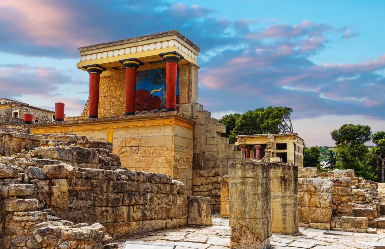 Knossos Site
