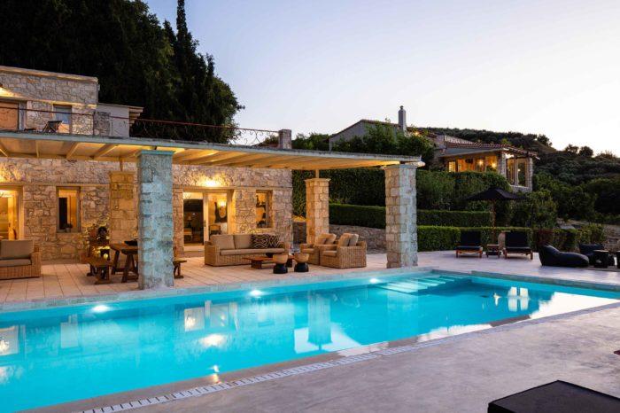 Luxury Villa- Wine Estate in Crete
